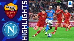 Roma vs Napoli 0 - 0 (Serie A  2021 Goals & Highlights)