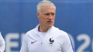 France boss Deschamps open to new contract