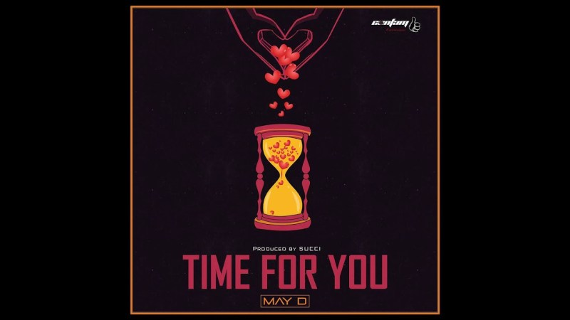May D - Time For You