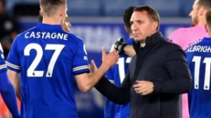 Leicester boss Rodgers: We can
