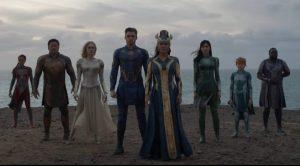Marvel Studios' Eternals Gets First Teaser Trailer & Poster