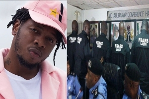 Runtown Volunteers To Lead #EndSARS Protest