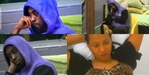 BBNaija: Nini Begs Biggie To End The Prank After Watching Saga In Tears Over Her Disappearance