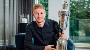 Kevin De Bruyne Named PFA Player Of The Year