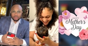 """""""You Are A Brave And Courageous Woman"""" – Churchill Celebrates Wife, Rosy Meurer On Mother's Day"""