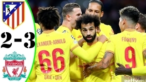 Atletico Madrid vs Liverpool 2 − 3 (Champions League 2021 Goals & Highlights)