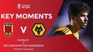 Chorley vs Wolves  0 - 1 (FA CUP Goals & Highlights 2021)