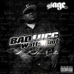 Bad Lucc - The Watts Riot II Intro