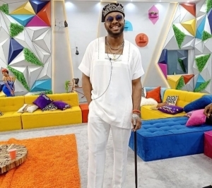 """BBNaija:  """"Cross Is The Male Version Of Angel"""" – Viewers React To Passionate Kiss Between The Duo"""