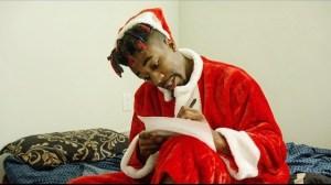 Dax - Dear Black Santa (Video)