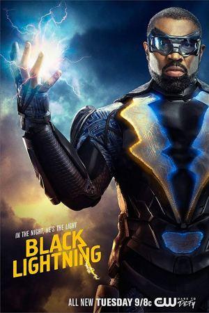 Black Lightning S03 E14 - The Book of War (TV Series)