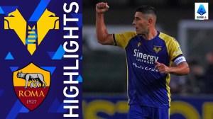 Verona vs Roma 3 - 2 (Serie A 2021 Goals & Highlights)