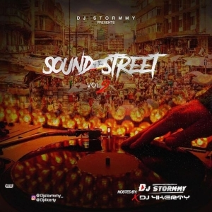 DJ Stormmy x DJ 4kerty – Sound Of The Street Vol. 2