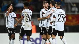 Germany becomes first team to qualify for 2022 World Cup