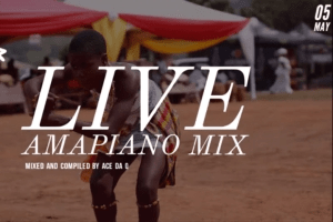 Ace da Q – Live Amapiano Mix Ft. Kabza De Small, Daliwonga, King Monada & Aymos