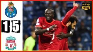 Porto vs Liverpool 1 − 5 (Champions League 2021 Goals & Highlights)