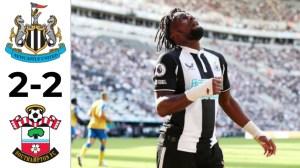Newcastle vs Southampton 2 − 2 (Premier League  2021 Goals & Highlights)