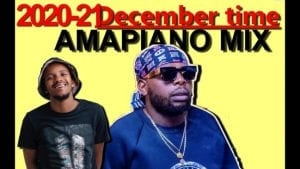 Dercynho Dj – December Time Amapiano Mix 2021 Ft. Dj Stokie, Kabza De Small, Dj Maphorisa, More Songs