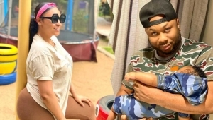 """""""I Am Grateful To Be Sharing Life With Someone Like You"""" – Rosy Meurer Celebrates Churchill On Father's Day"""