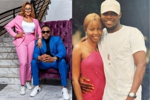'I Go Die For Your Matter' – Actor, Bolanle Ninalowo Showers Sweet Words On Wife