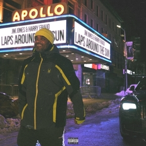 Jim Jones Ft. Harry Fraud – Laps Around the Sun