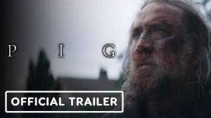 Pig (2021) - Official Trailer Starr.  Nicolas Cage, Alex Wolff