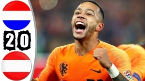 Netherlands vs Austria 2 − 0  (EURO 2020 Goals & Highlights)