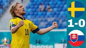 Sweden vs Slovakia 1 − 0 (EURO 2020 Goals & Highlights)