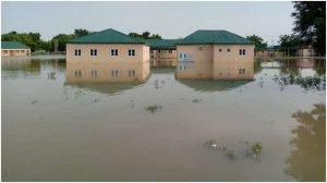 Flood kills five, takes over LG secretariat, displaces corps members in Jigawa