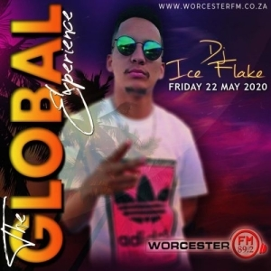 DJ Ice Flake – The Global Experience (Fri 22 May)