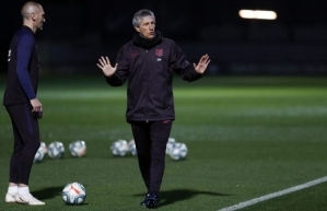 Quique Setien Announced He Will Take Legal Action Against Barcelona
