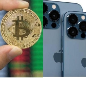 CHOOSE ONE!! The New iPhone 13 Pro Max or N500K Worth Of Bitcoin?