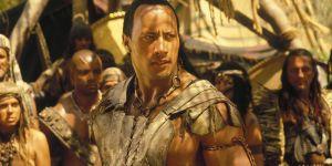Dwayne Johnson Set to Reboot The Scorpion King