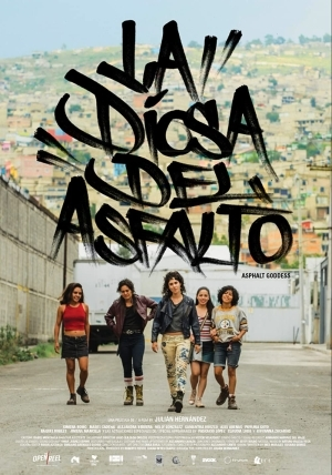 Asphalt Goddess (La diosa del asfalto) (2020) (Spanish)