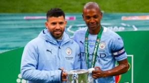 Man City captain Fernandinho confident of Champions League success