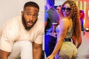 #BBNaija: Furious Kiddwaya Unfollows Nengi On Instagram After She Labelled Him A Dirty Boy