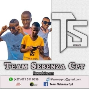 Team Sebenza & Thami Wengoma – Don't Give Up