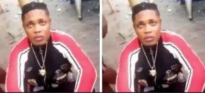 IG Celebrity, Obibi Maro Allegedly Caught Defiling 7-year-old Boy