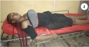 OMG!! Police Officers Beat Nursing Mother To Stupour In Abuja
