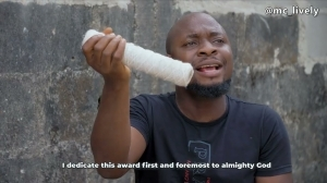 MC Lively – The Most Suffered Award (Comedy Video)