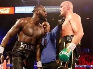 Deontay Wilder's injuries revealed after defeat to Tyson Fury