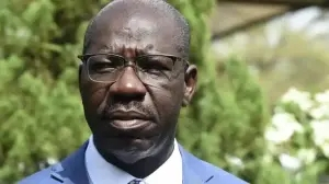 JUST IN!! Governor Godwin Obaseki joins PDP