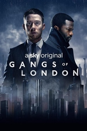 Gangs Of London Season 1  (TV Series)