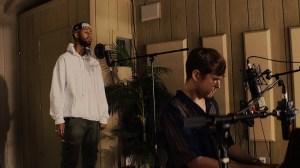 Mustafa Ft. James Blake - Come Back (Live) (Video)