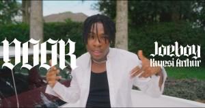 Joeboy – Door ft. Kwesi Arthur (Video)