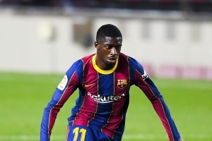 Ousmane Dembele Missed Barcelona Training Today Ahead Of United Transfer Speculations