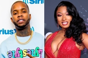 Tory Lanez Allegedly Shot Megan Thee Stallion While She Was 'Trying To Leave'