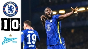 Chelsea vs Zenit 1 - 0 (Champions League 2021 Goals & Highlights)