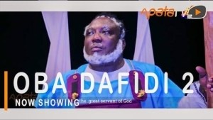 Oba Dafidi Part 2 (2021 Yoruba Movie)
