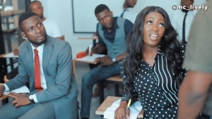 MC Lively - BM Professional Exam (Part 4)  ft. Falz (Comedy Video)